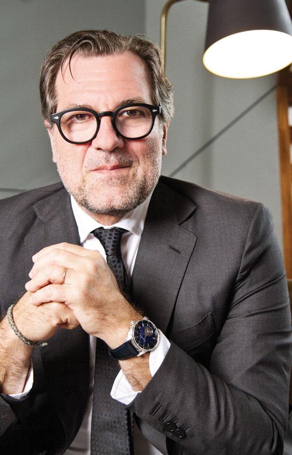 Patrick Ottomani fue nombrado director general para Norteamérica en abril pasado. Ya implementa cambios en Audemars Piguet. | Foto: Gabriel González