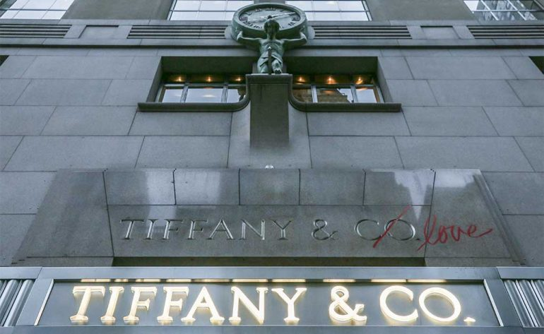 Tiffany & Co | Foto: Getty Images