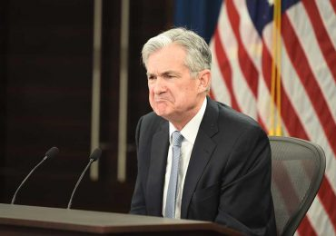 Jerome Powell, chairman de la FED | Foto: Getty Images