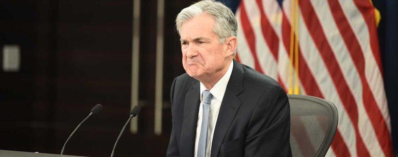 Jerome Powell, chairman de la FED | Foto: Getty Images
