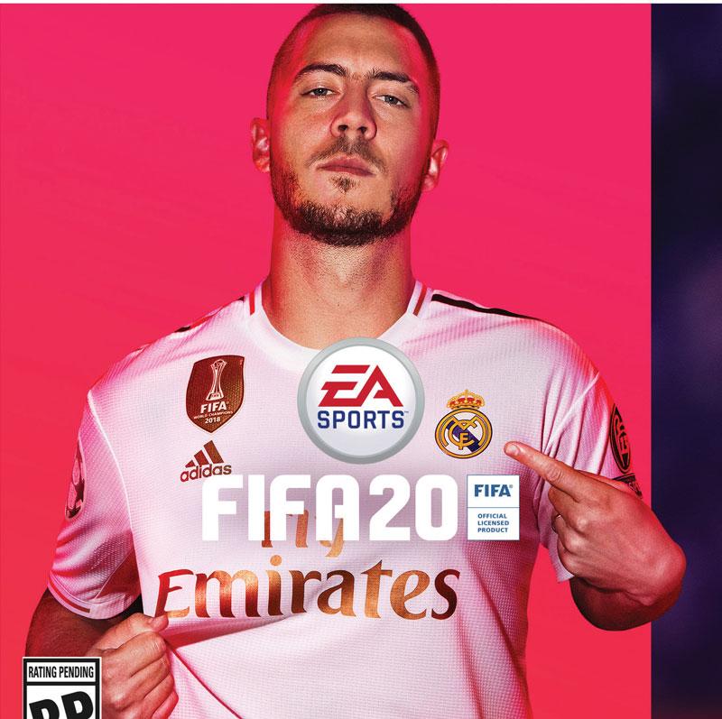 El futbolista belga, Eden Hazard, tiene un valor neto de 100 mdd, gracias a patrocinios de Topps, Nike y los videojuegos Electronic Arts, además de su desempeño | Foto: Getty Images