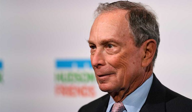 Michael Bloomberg | Foto: Getty Images