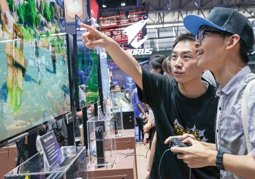 Videojuegos en China | Foto: Getty Images