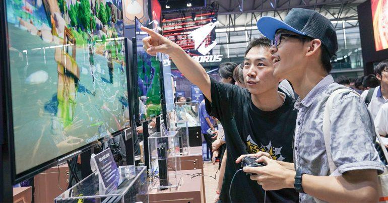 Videojuegos en China | Foto: Getty Images