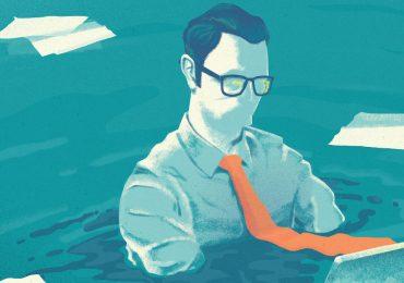 Rescata a empleados | Ilustración: Enrique Ortega