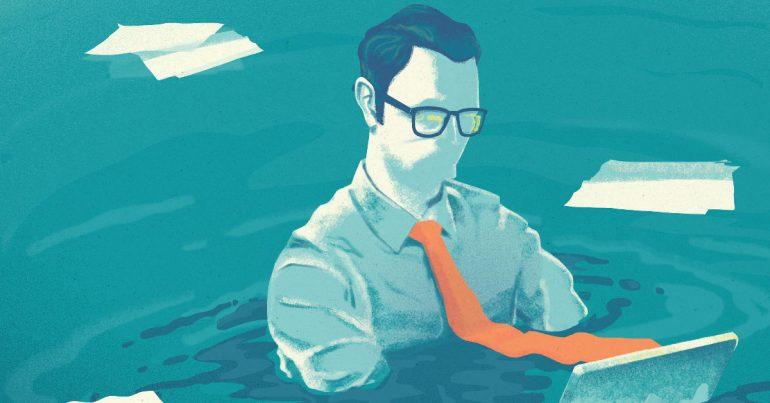 Rescata a empleados   Ilustración: Enrique Ortega