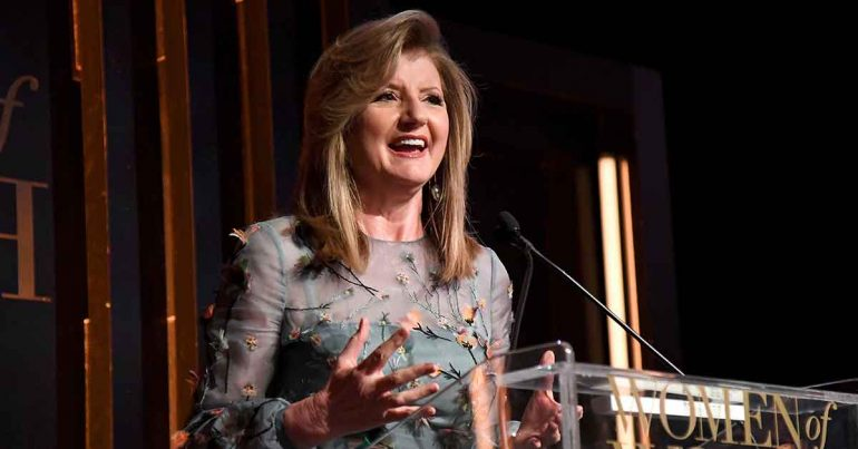 Arianna Huffington | Foto: Getty Images