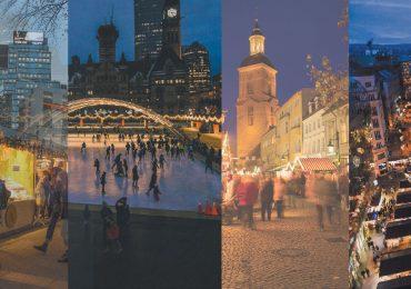 Mercados Navideños | Nuev York, foto: Cortesía NYC & Company; Toronto, foto: Cortesía Tourism Toronto; Berlín, foto: Cortesía © Visitberlin; Budapest, foto: Cortesía Budapestinfo.hu