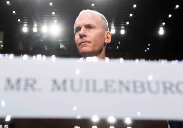 Dennis Muilenburg, exCEO de Boeing | Foto: Getty Images