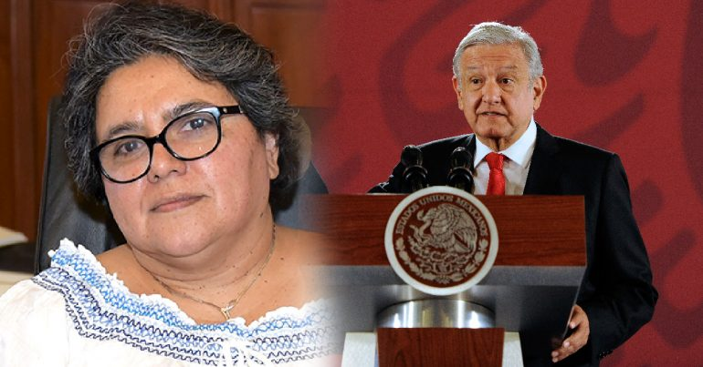 Raquel Buenrostro Sánchez   Fotos: Presidencia y Getty Images