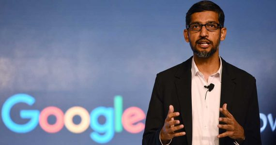 Sundar Pichai, CEO de Google y Alphabet | Foto: Getty Images