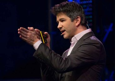 Travis Kalanick, cofundador de Uber | Foto: Getty Images