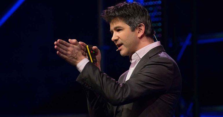 Travis Kalanick, cofundador de Uber | Foto: Getty Images