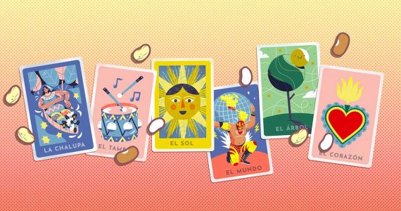 Doodle lotería | Foto: Google Doodle