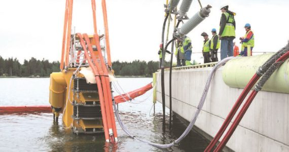 Sistema de energía submarina | Foto: Cortesía ABB