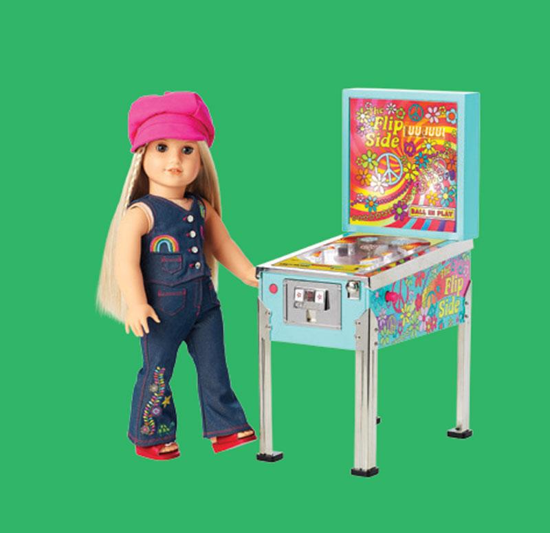 American Girl | Foto: Cortesía Mattel