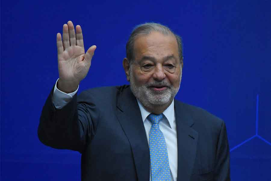 Carlos Slim Helú | Foto: Getty Images
