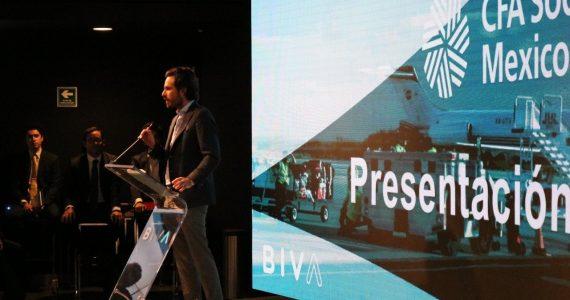 Rodrigo Velasco estuvo en su cargo en BIVA por cuatro años y decidió dejar su puesto por una decisión personal.