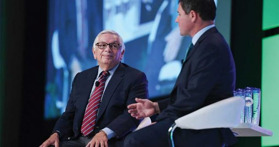 David Stern | Foto: Getty Images