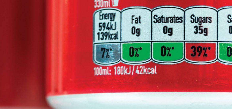 En el Reino Unido, la etiqueta de la bebida Coke hace evidente | Foto: Getty Images