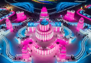 Festival de Hielo y Nieve en China | Foto: Getty Images