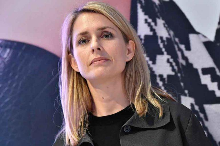 Helena Helmersson, CEO de H&M | Foto: AFP