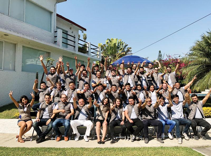 Arcus ha consolidado un talentoso equipo en México y EE.UU. | Foto: holacode.com