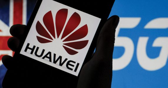 Huawei | Foto: Getty Images