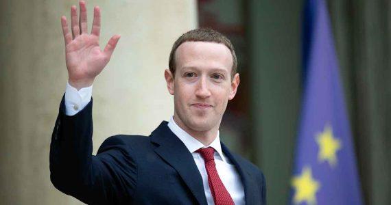Mark Zuckerberg, CEO de Facebook | Foto: Getty Images