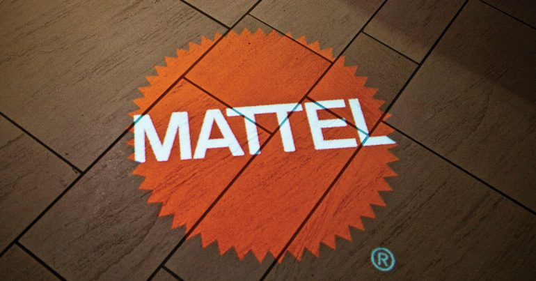 Mattel | Foto: Getty Images