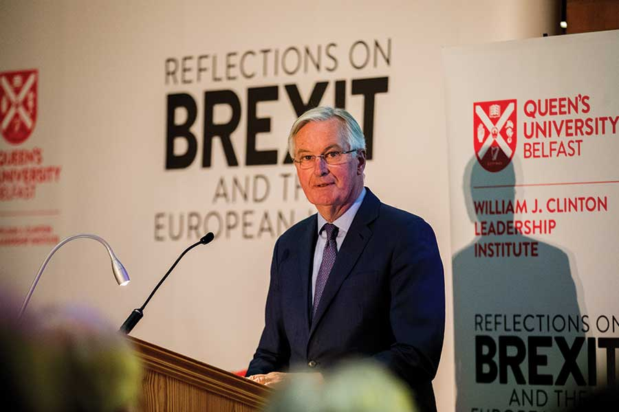 Michel Barnier | Foto: Getty Images