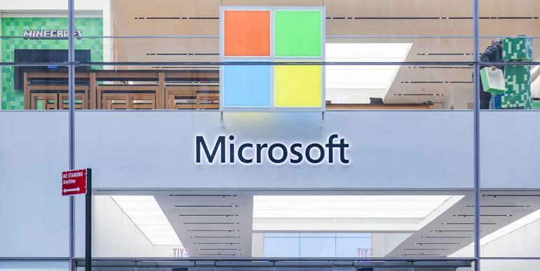 Microsoft | Foto: Getty Images