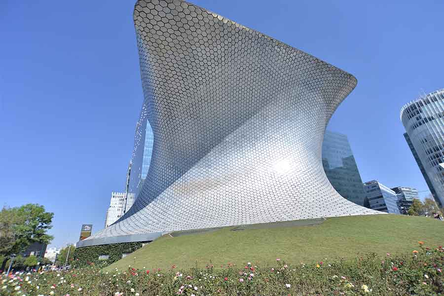 Museo Soumaya | Foto: Getty Images