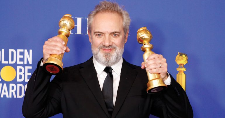 Sam Mendes, director de '1917' | Foto: Getty Images