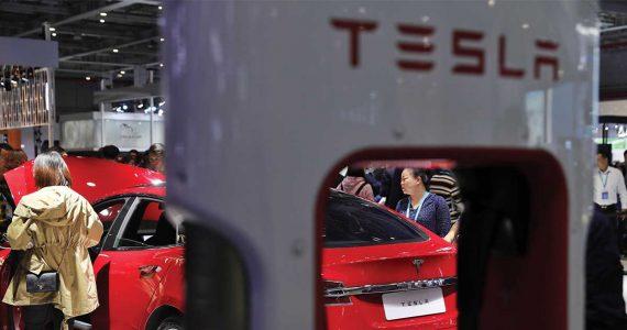 Tesla   Foto: Getty Images