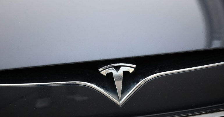 Tesla | Foto: Getty Images
