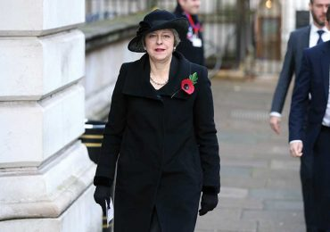 Theresa May   Foto: Getty Images