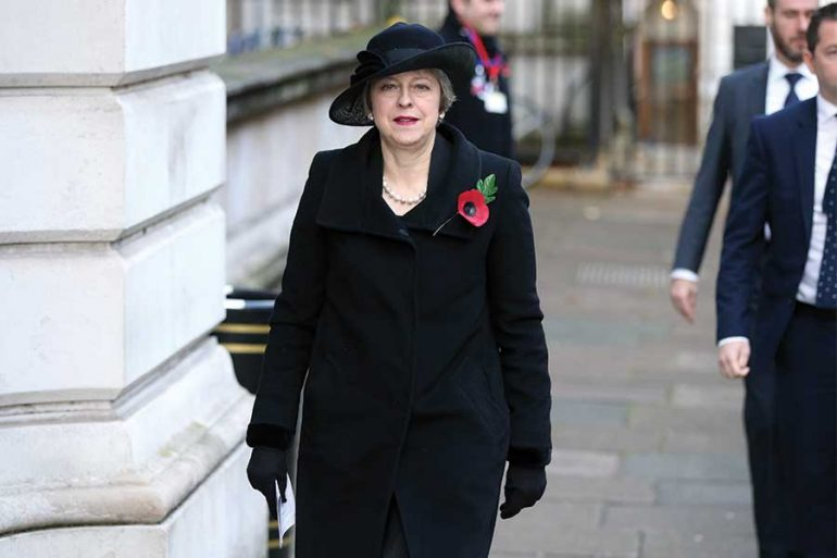 Theresa May | Foto: Getty Images