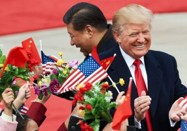 Trump y Xi Jinping | Foto: Getty Images