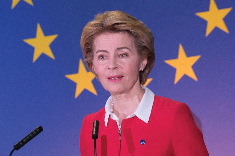Ursula von der Leyen | Foto: Getty Images