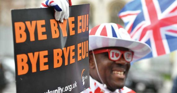 Brexit | Foto: Getty Images