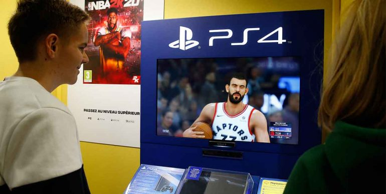 PlayStation 4 | Foto: Getty Images