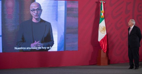CEO de Microsoft | Foto: Tomada de Microsoft
