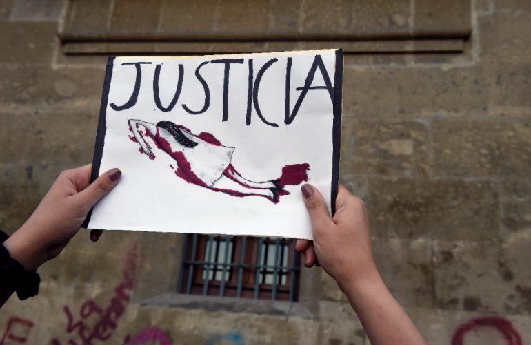 La violencia contra las mujeres en inaceptable | Foto: AFP