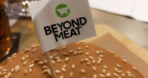 Beyond Meat | Foto: AFP