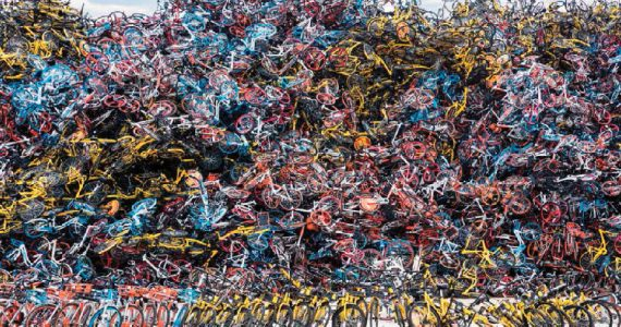 Bicicletas | Foto: Getty Images
