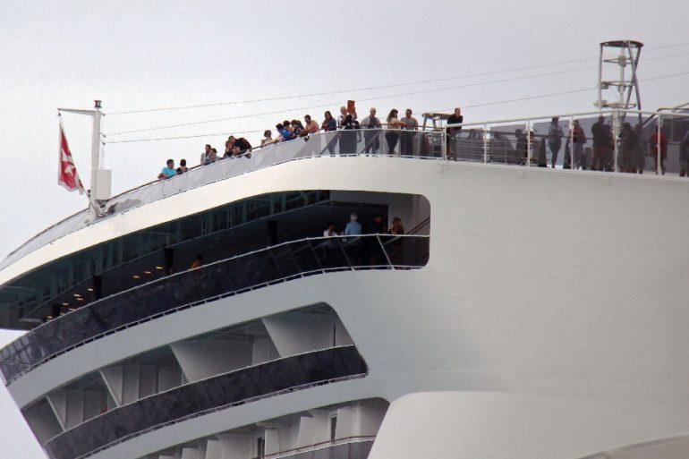 Crucero | Foto: AFP