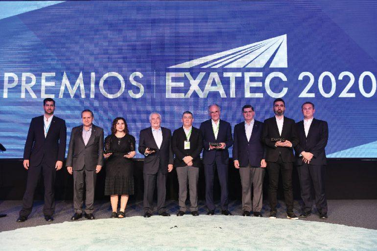 Premio Trayectoria EXATEC | Foto: Cortesía