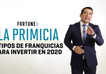 La Primicia | ¿En qué franquicia es recomendable invertir en 2020?