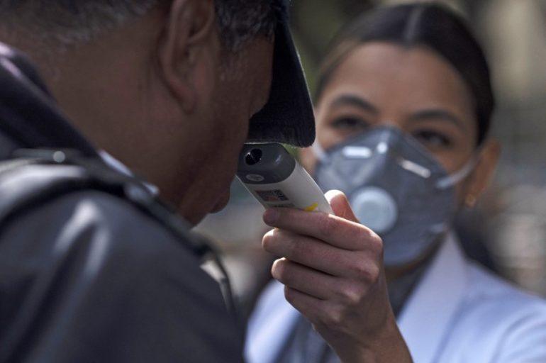 Coronavirus en México | Foto: AFP